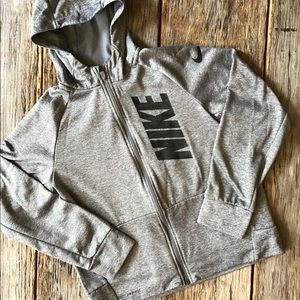 Youth Large Nike DRI-FIT Jacket